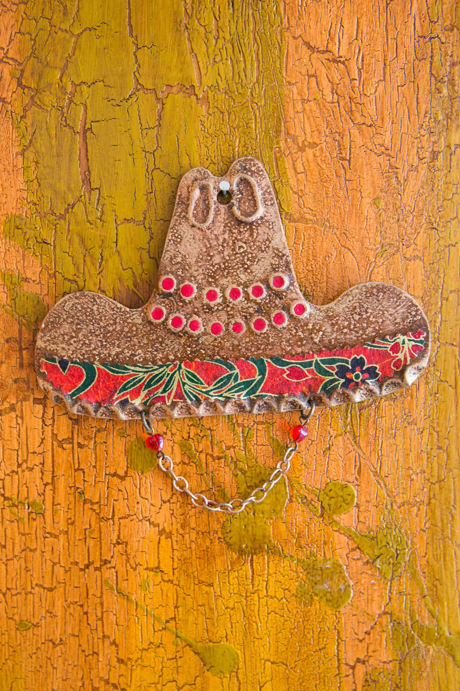Cowboy Hat Ornament