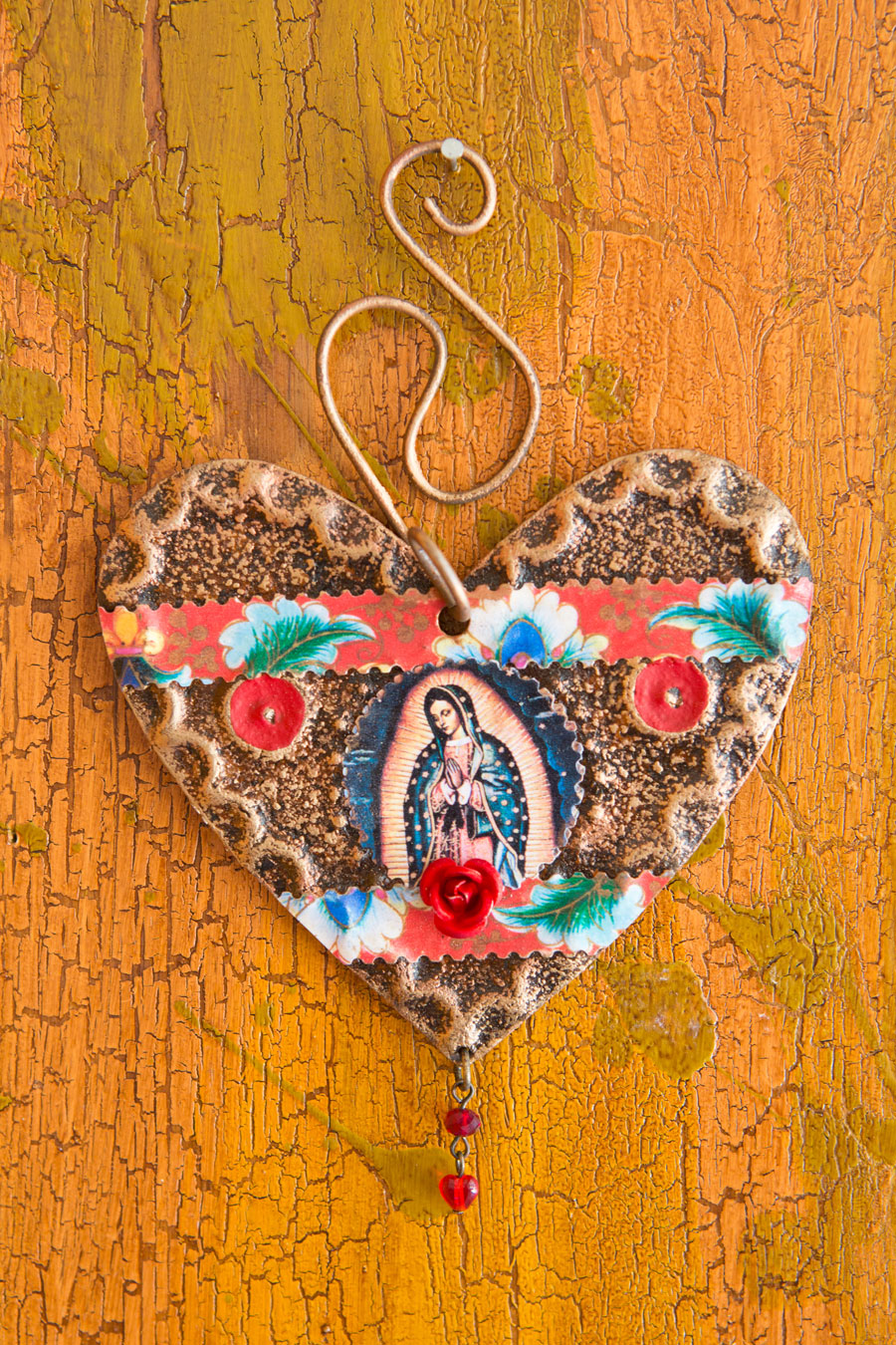 Guadalupe Heart