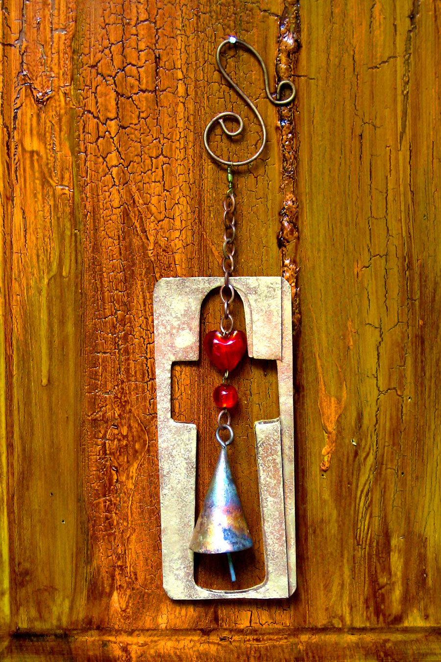 Stone Cross Chime