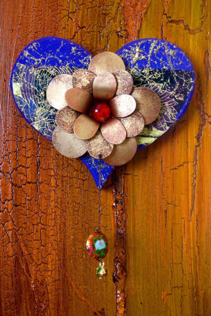 Wood Heart (M)